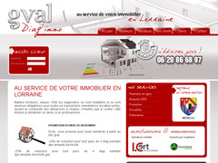 Détails : Gval Diagimmo: Diagnostic immobilier Boulay