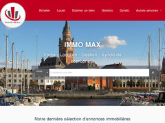 Détails : Agence Immobiliére Immo-max.fr