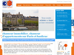 Détails : chass-appart, chasseur immobilier