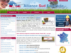 Détails : ALLIANCE SUD EXPERTISE