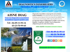Détails : diagnostic immobilier