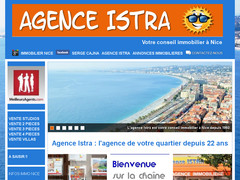 Détails : Immobilier Nice agence Istra
