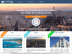 Détails : Canberra Immo - Investir en crowdfunding immobilier