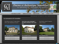 Charme et Authentique Immobilier
