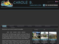 CAROLE B IMMOBILIER