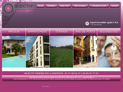 OBJECTIF IMMOBILIER