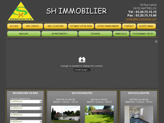 SH immobilier