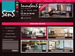 Détails : agence immobiliere Lille, Immosens