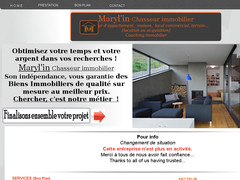 chasseur immobilier Maryl'In