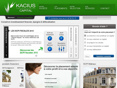 Investissement Financier - Kacius Capital