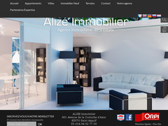 Détails : Agence immo Alize Immobilier Les Issambres
