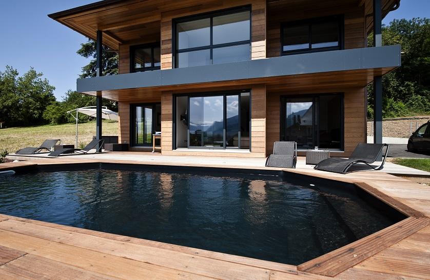 scmc constructeur de maisons bois. Black Bedroom Furniture Sets. Home Design Ideas